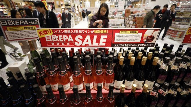 EU-Japan trade: Five things about the world's biggest deal