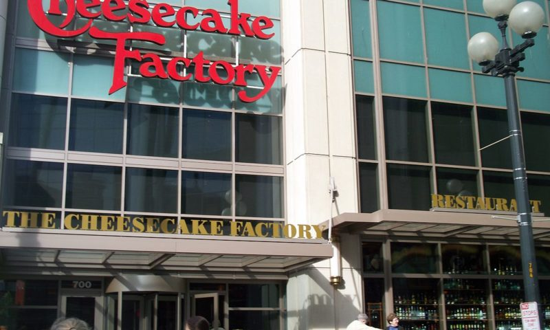 Equities Analysts Issued Awaitations For Cheesecake Factory Inc's Q1 2019 Revenue (CAKE)