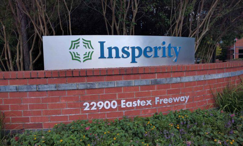 Insperity Inc. (NSP) Moves Lower on Volume Spike for February 13