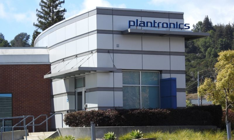 Plantronics Inc. (PLT) Moves Lower on Volume Spike for February 07