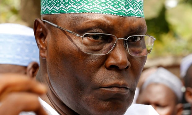 Nigerian opposition leader rejects Buhari's election victory