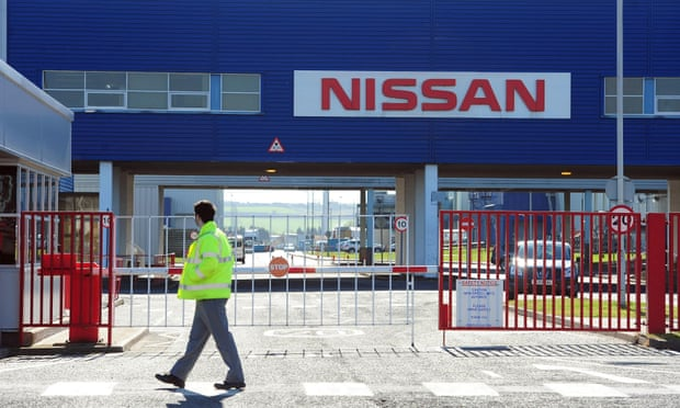Nissan shelving plans to build new X-Trail in UK, claims report