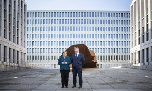 World's biggest intelligence headquarters opens in Berlin