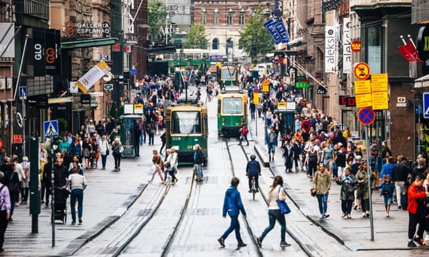 Finland's 'free cash' experiment fails to boost employment