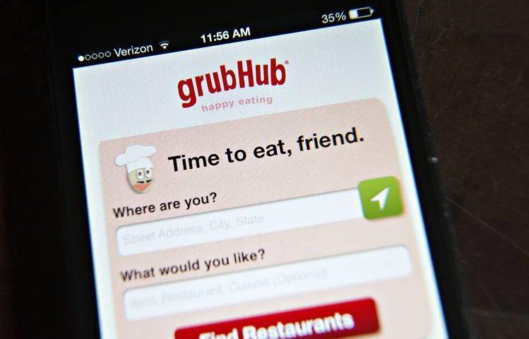 GrubHub Inc. (GRUB) Moves Lower on Volume Spike for February 11