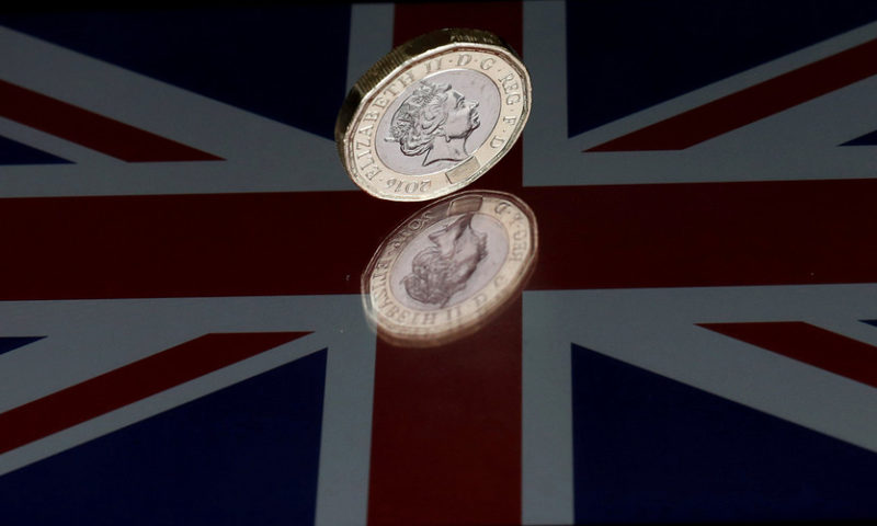 FTSE 100 held back by rising pound as U.K.'s May delays Brexit vote