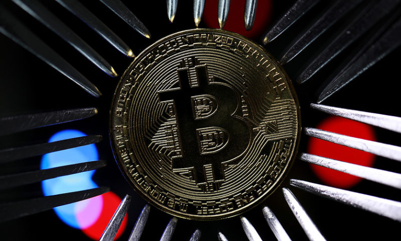 Bitcoin volatility tumbles to a 12-week low