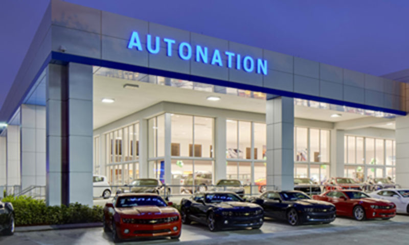 AutoNation Inc. (AN) Moves Lower on Volume Spike for February 25