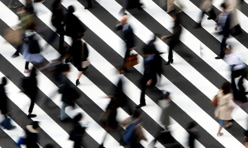 Asian markets pull back, following Wall Street's lead