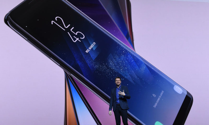 Samsung's new Galaxy S10 promises to guard your cryptocurrency