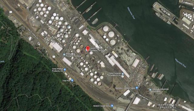 Petroleum terminal expands