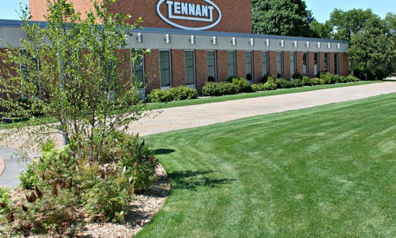 Tennant Company (TNC) Moves Higher on Volume Spike for February 15