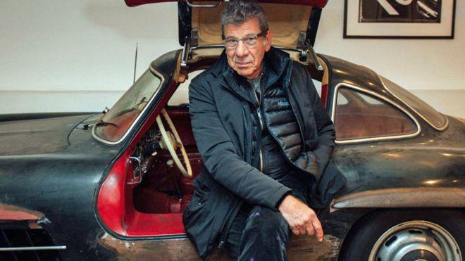 Classic car industry fears Trump and Brexit roadblock