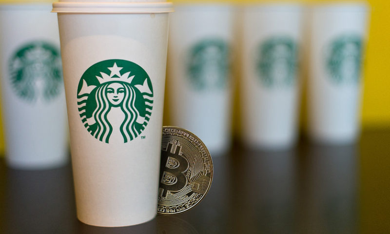 Accepting bitcoin could create a grande headache at Starbucks