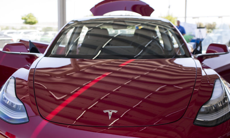 Tesla stock headed for worst month in a year