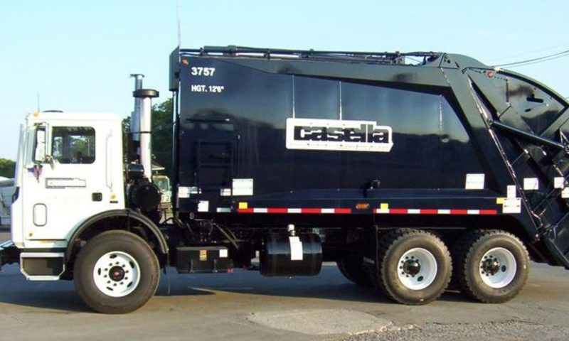 Casella Waste Systems Inc. (CWST) Plunges 5.25% on March 27