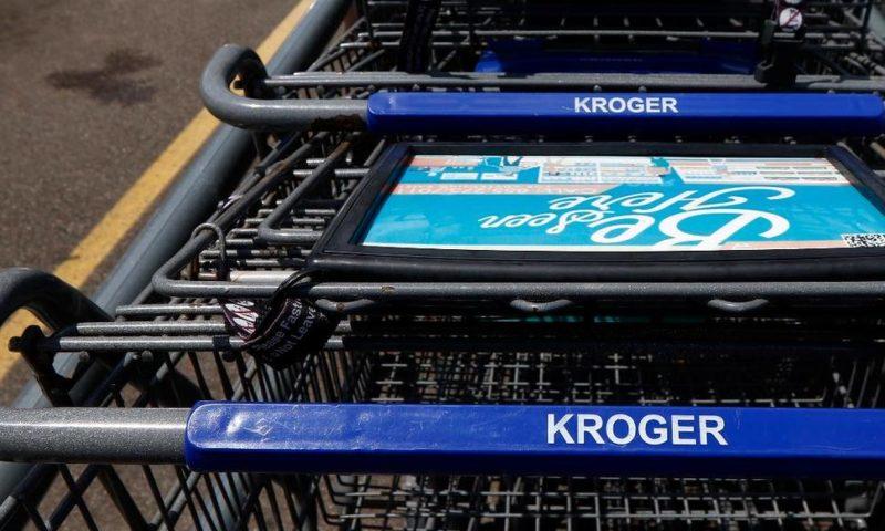 Kroger Shares Plummet on Weak Q4 Sales, Profits
