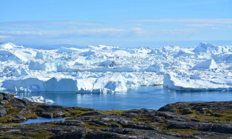 Winter Rain in Greenland Speeds Up Melting of Ice Sheet