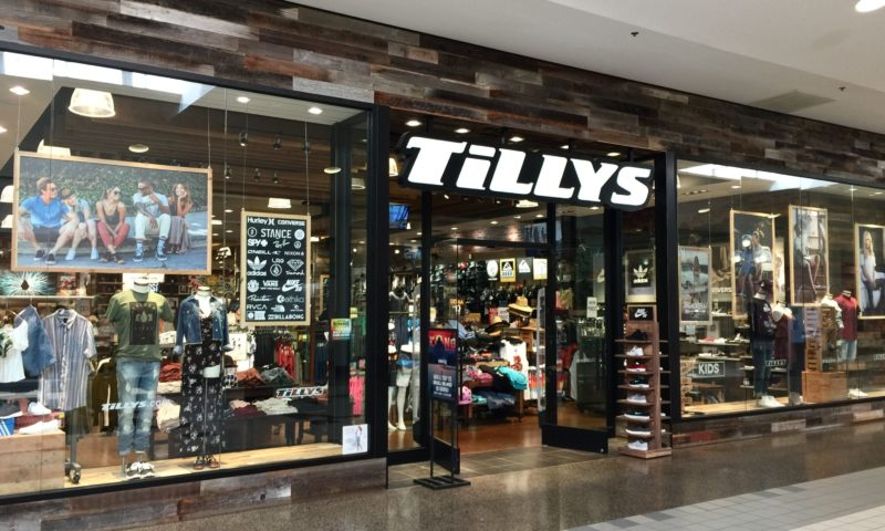 Tilly's Inc. (TLYS) Moves Higher on Volume Spike for March 18