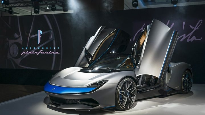 The fastest road car in the world revealed – and it's electric