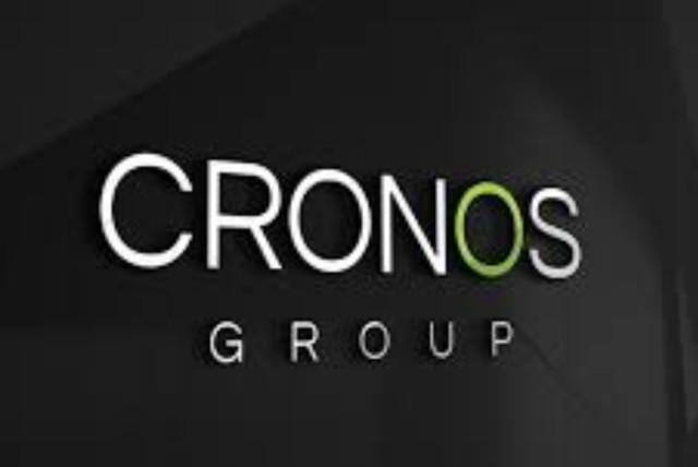 Cronos Group, revenue up
