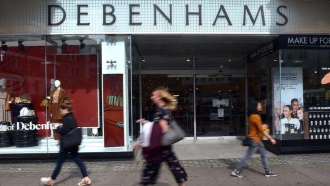 Debenhams: Mike Ashley says make me boss for £150m