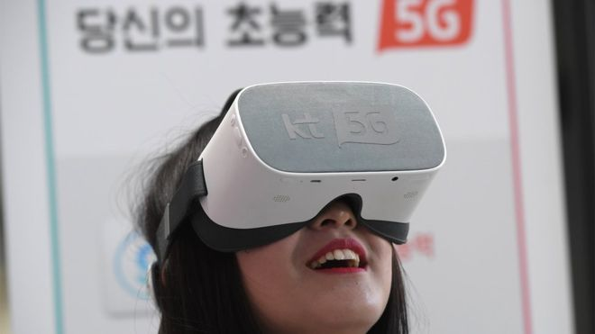 5G: World's first commercial services promise 'great leap'