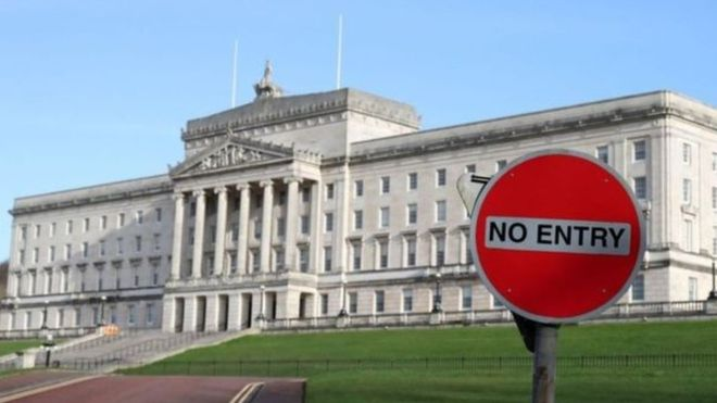 Northern Ireland businesses 'left to fend for themselves'
