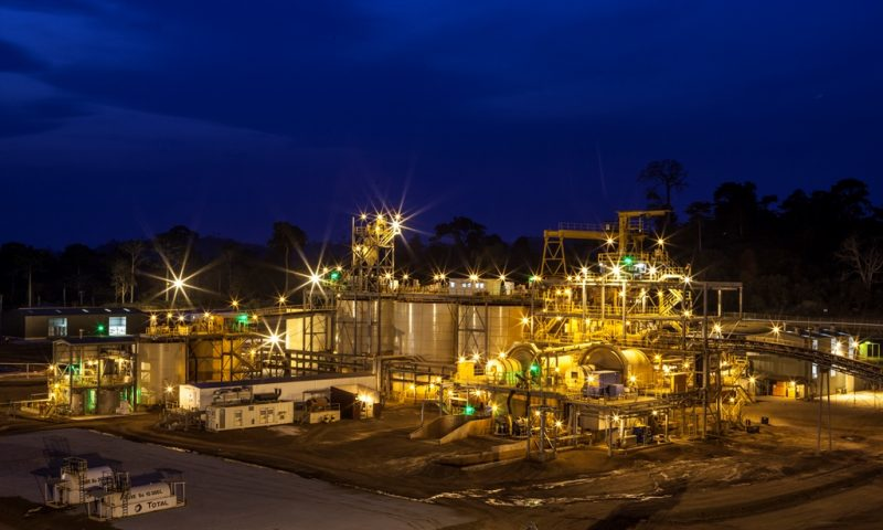 Endeavour Mining Corporation Ordinary Shares (TSX:EDV) Down -1.07%