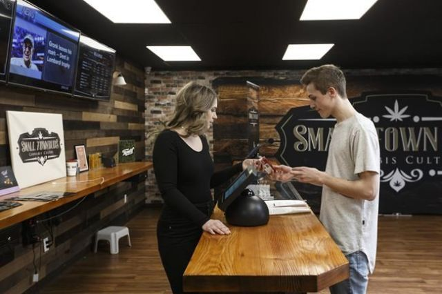 Legal pot sees supply issues
