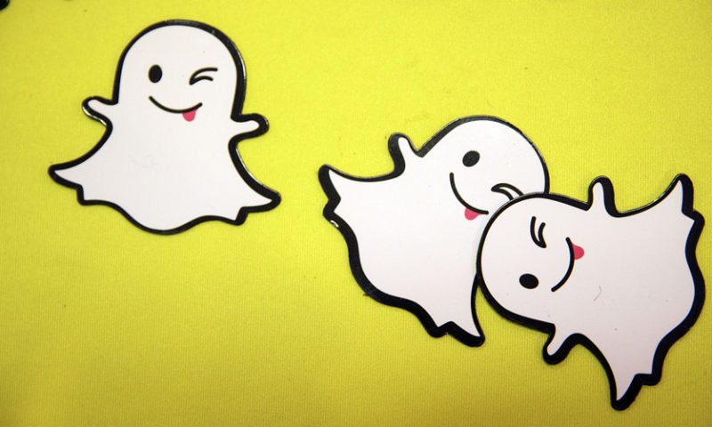 Snap stock gains after new features, but can they make money?