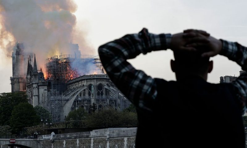 Notre Dame has no insurance policy