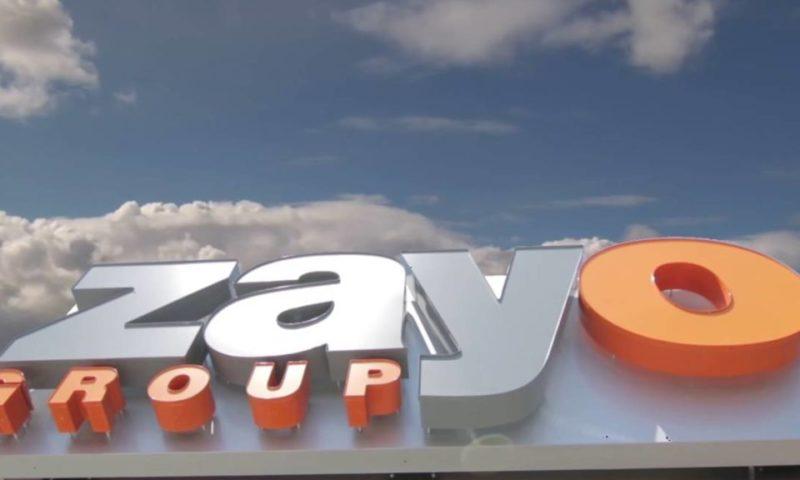 Zayo Group Holdings Inc (ZAYO) Shares Sold by BlackRock Inc.