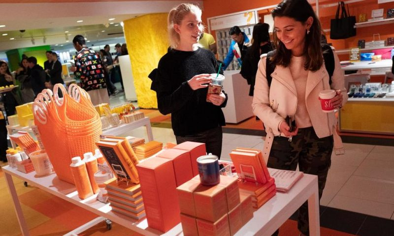 US Retail Sales Soared 1.6% in March