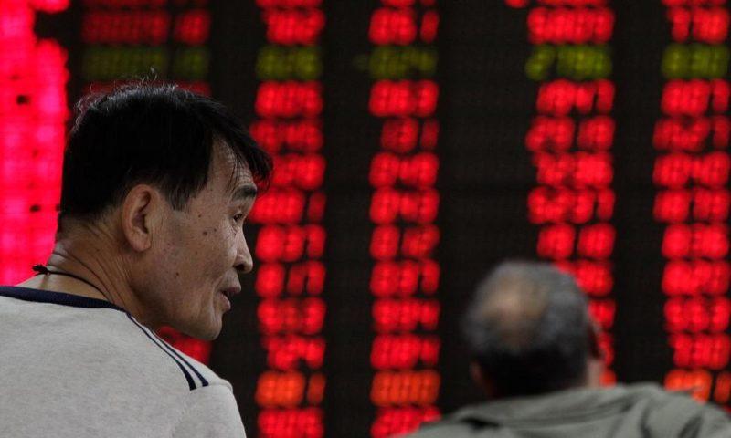 Global Shares Mixed After China-US Trade Talks Show Progress