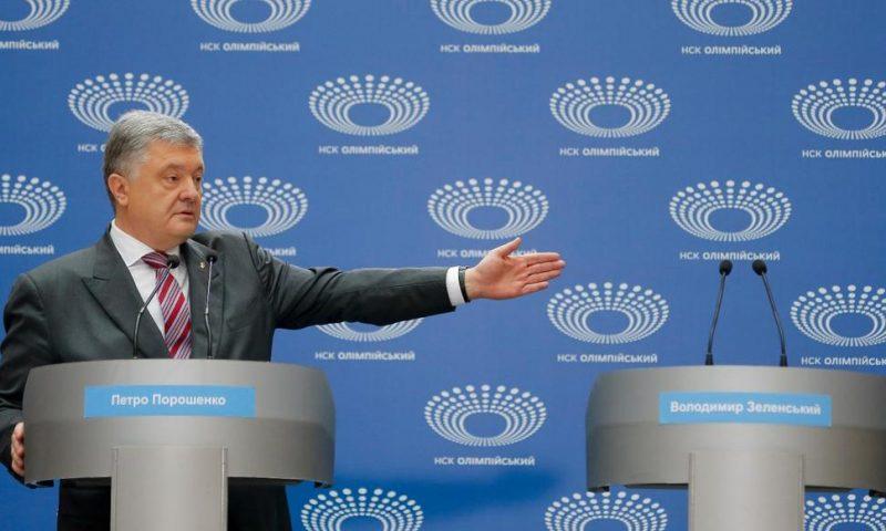 Ukraine President Holds 1-Man 'Debate' Before Runoff Vote