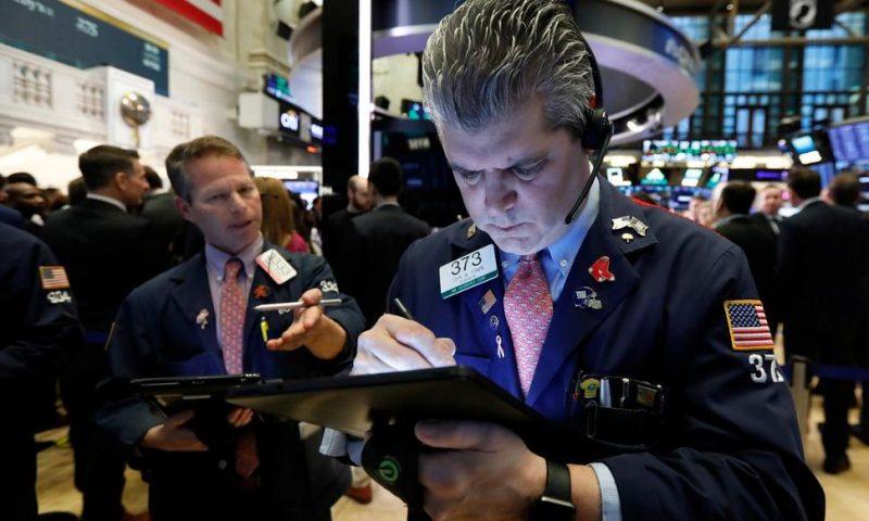 US Stocks Close Higher as S&P 500, Nasdaq Hit New Highs