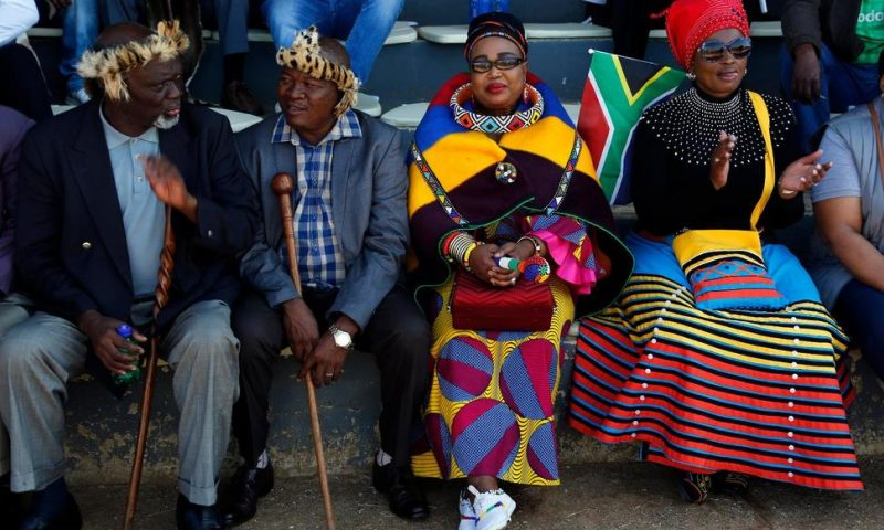 South Africa Marks Freedom Day, Apartheid Ended 25 Years Ago