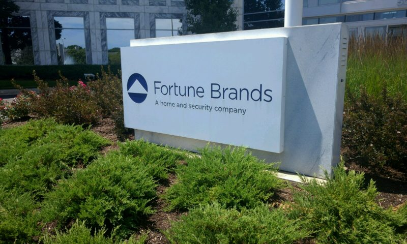 Equities Analysts Reduce Earnings Estimates for Fortune Brands Home & Security Inc (NYSE:FBHS)