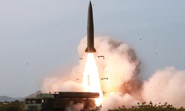 North Korean missile tests violated UN resolutions, says John Bolton