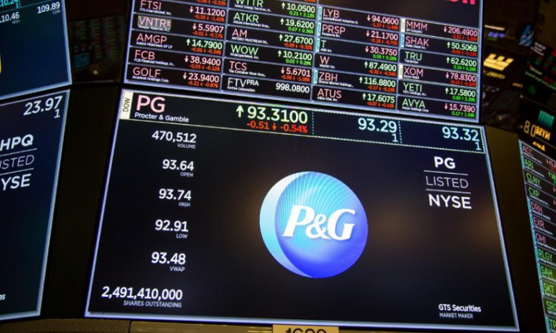 Equities Analysts Boost Earnings Estimates for Procter & Gamble Co (NYSE:PG)