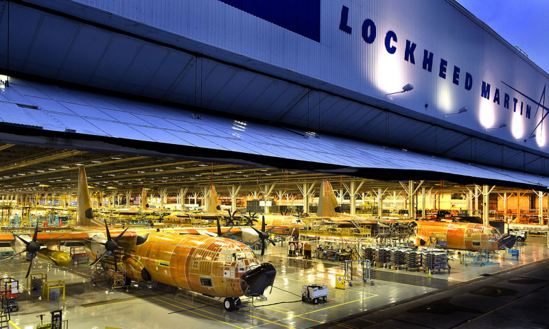 Equities Analysts Increase Earnings Estimates for Lockheed Martin Co. (NYSE:LMT)