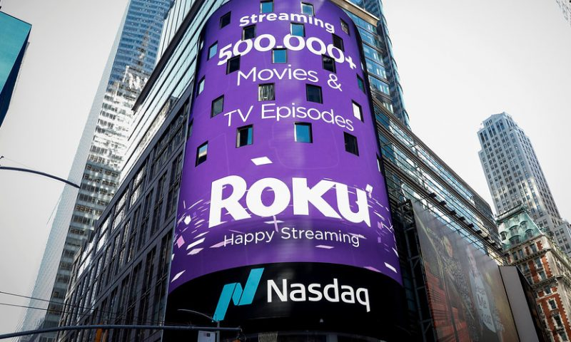 Roku stock rises after revenue, outlook smash expectations