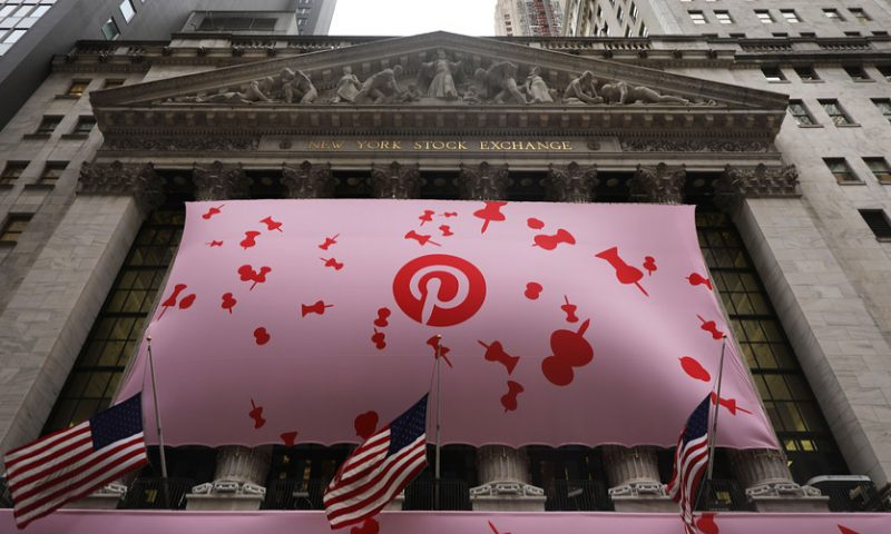Pinterest stock plunges as losses are nearly three times higher than expected
