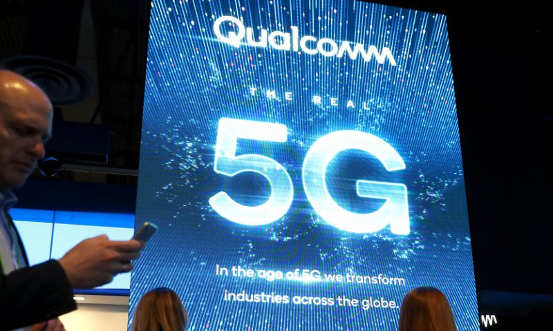 Qualcomm stock keeps falling amid fears that FTC ruling could cut earnings in half
