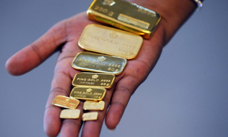 Why gold's a 'bargain' at less than $1,300 an ounce