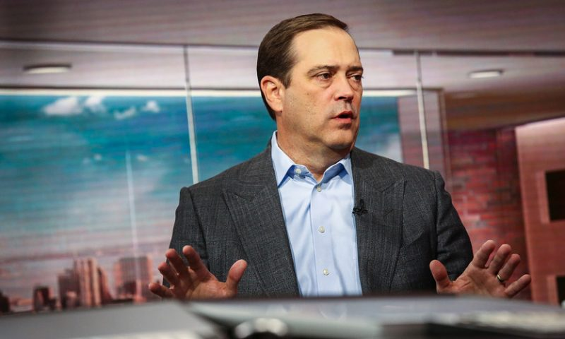 Chuck Robbins decided to 'change everything' at Cisco, and it's working