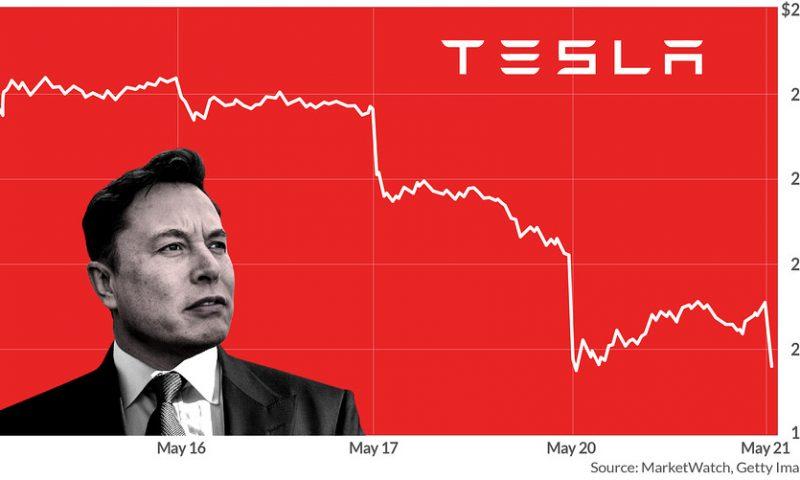 Tesla stock 'bear case' is $10, Morgan Stanley says