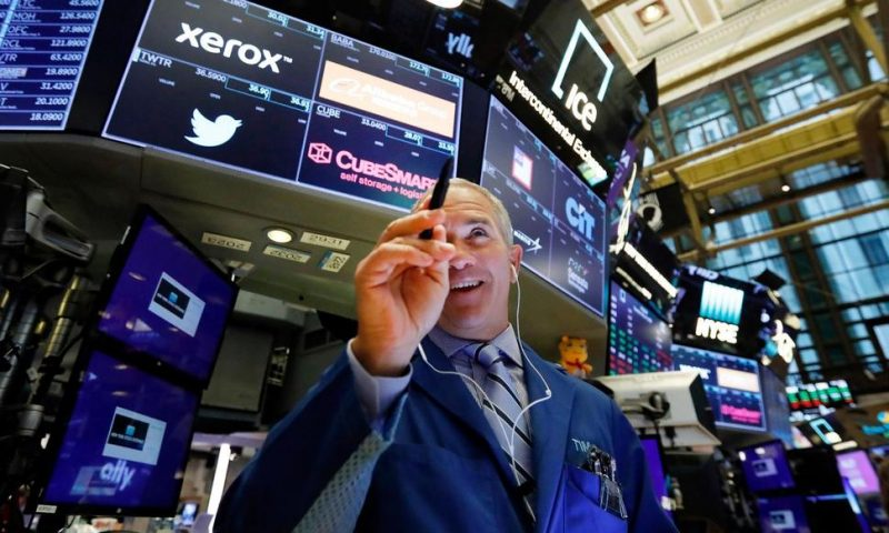 Stocks Rise, Claw Back Chunk of Monday's Trade-War Plunge
