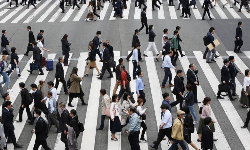 Japan Economy Expands 2%, 2nd Straight Quarter of Growth